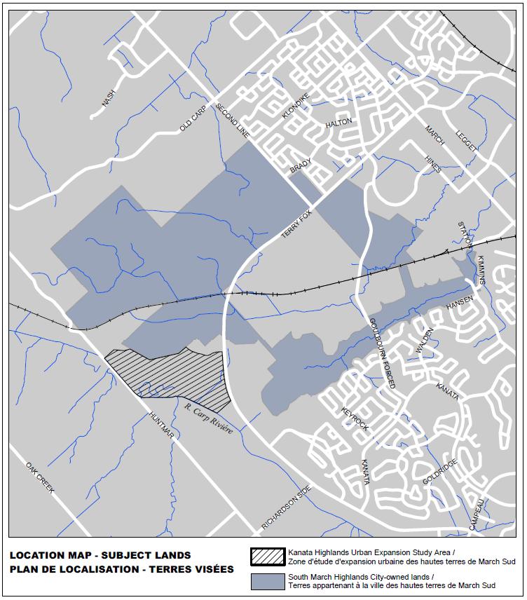 Expansion Lands Map