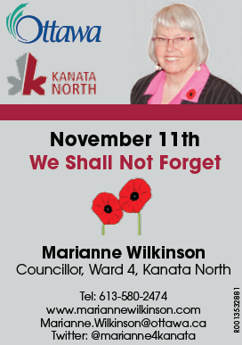 Rememberance Day Ad