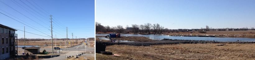 Carp river restoration