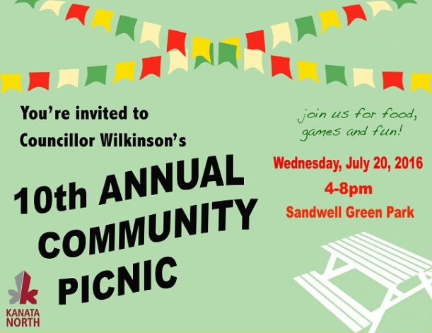 Picnic for Newsletter