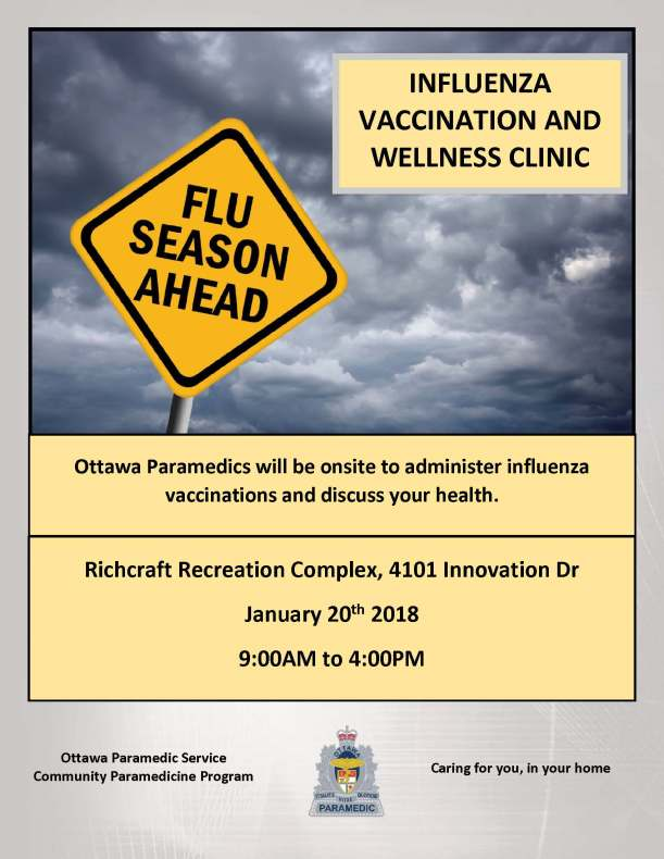 Flu Wellness Clinic